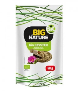 Big Nature Czystek eko 50 g