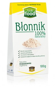 Look Food Błonnik 100 g