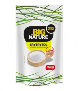 Big Nature Erytrytol 350 g