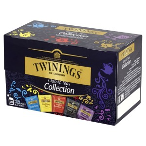 Twinings Zestaw herbat Classic Tea Collection 20 x 2g