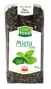 Look Food Mięta 100% 70 g