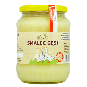 Desmal Smalec gęsi 720 g
