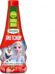 Develey Ketchup Tomato Disney 550 g