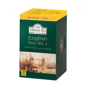 Ahmad Tea Herbata English Tea No.1 20 x 2 g