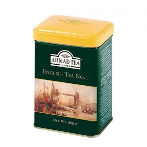 Ahmad Tea Herbata English No.1 Tea puszka 100 g