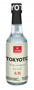 Tokyoto Ocet ryżowy do sushi 150 ml