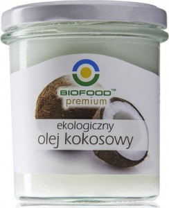 Bio-Food Olej kokosowy virgin eko 240 g