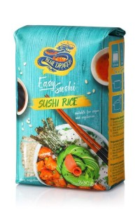 Blue Dragon Ryż do sushi 500 g