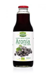 Look Food Aronia sok 100% eko 1 l