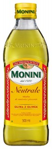 Monini Neutrale Oliwa z oliwek 500 ml
