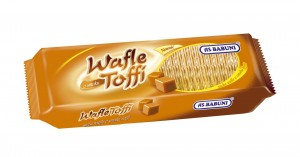 As Babuni Wafle toffi 90 g