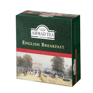 Ahmad Tea Herbata English Breakfast 100 x 2 g