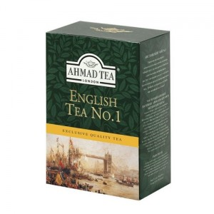Ahmad Tea English Tea No.1 Herbata liściasta 100 g