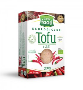 Look Food Tofu z chili eko 200 g