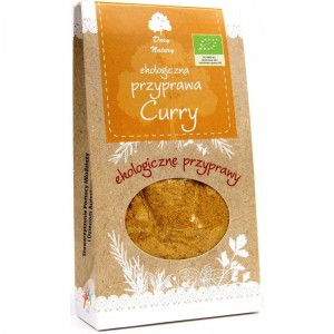 Dary Natury Curry eko 60 g