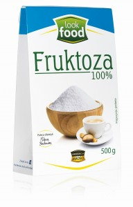 Look Food Fruktoza 500 g