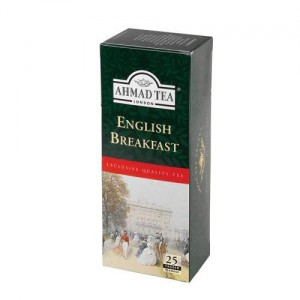Ahmad Tea Herbata English Breakfast 25 x 2 g