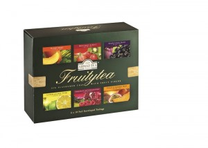 Ahmad Tea Zestaw herbat Fruit Tea Selection 60 x 2 g