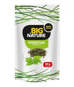 Big Nature Pokrzywa 30 g