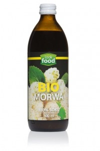 Look Food Bio Morwa sok 100% eko 500 ml