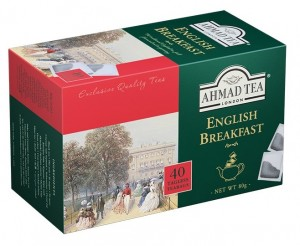 Ahmad Tea Herbata English Breakfast 40 x 2 g