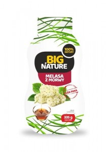 Big Nature Melasa z morwy 335 g
