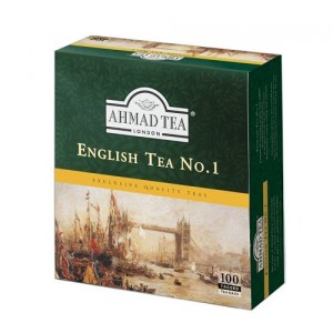 Ahmad Tea Herbata English Tea No.1 100 x 2 g