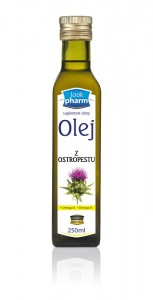 Look Food Olej 100% z ostropestu 250 ml