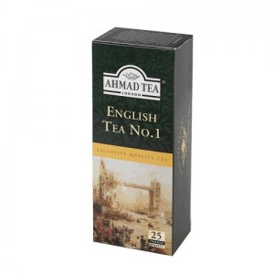 Ahmad Tea Herbata English Tea No.1 25 x 2 g