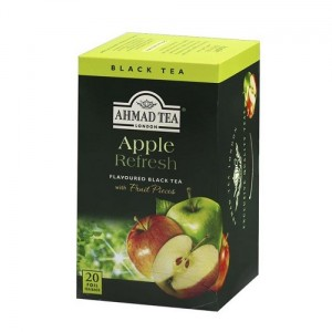 Ahmad Tea Herbata Apple Refresh Jabłko 20 x 2 g