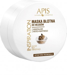 Apis Maska błotna do włosów 200ml Inspiration