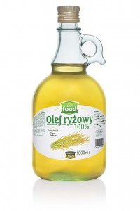 Look Food Olej ryżowy 100% 1000 ml