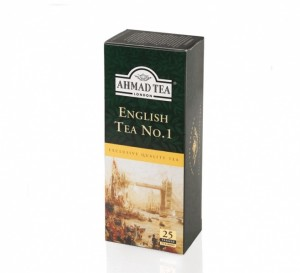 Ahmad English Tea No1 herbata 25 torebek