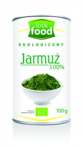 Look Food Jarmuż ( Kale ) 100 g bio