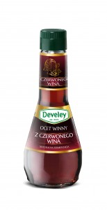 Develey Ocet winny z czerwonego wina 250 ml