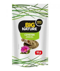 Big Nature Czystek 50 g
