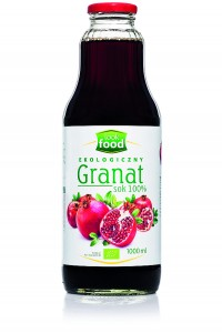 Look Food Granat sok 100% eko 1000 ml