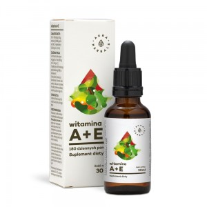 Aura Witamina A + E w kroplach 30 ml