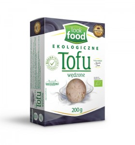 Look Food Tofu wędzone eko 200 g