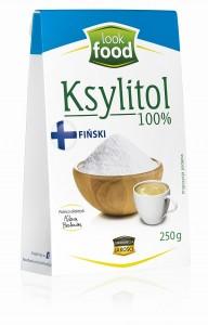 Look Food ksylitol 250 g