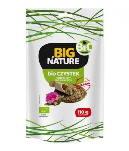 Big Nature Czystek eko 110 g