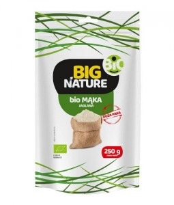 Big Nature Mąka jaglana eko 250 g