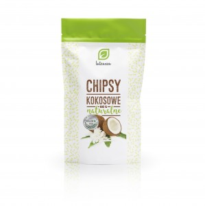 Intenson Chipsy kokosowe 80 g