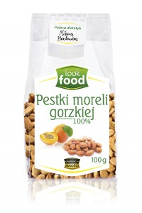 Look Food pestka moreli gorzkiej 100 g